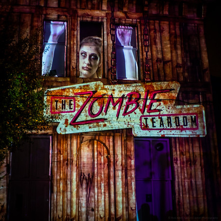 The Zombie Tearoom
