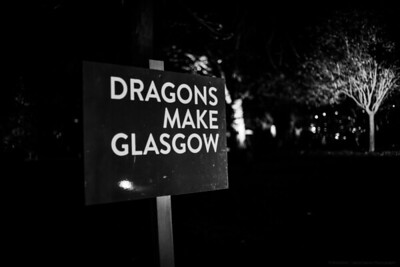 Dragons Make Glasgow