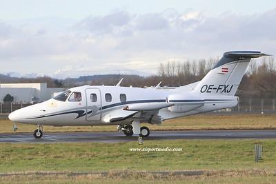OE-FXJ EA50 @ Glasgow Airport (EGPF)