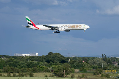 A6-EGS Boeing 777, Emirates Airlines