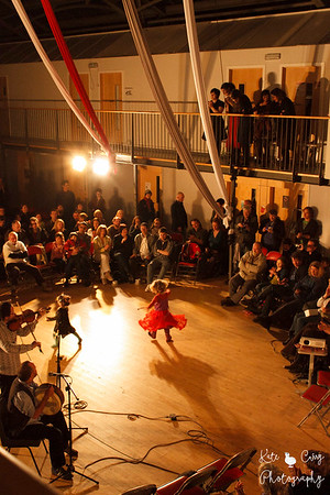 Tiny Dancers with The David Boyd Band, Edinburgh