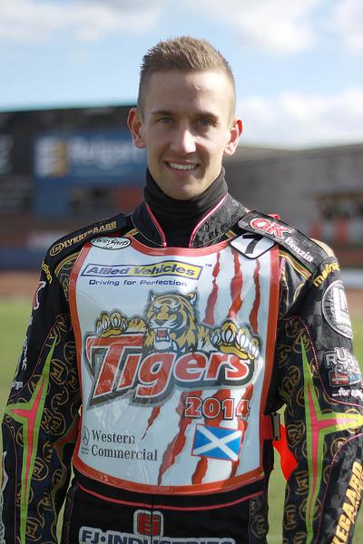 Glasgow Tigers 2014