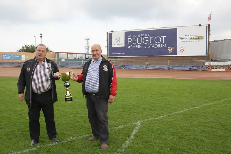Glasgow Tigers Peugeot International 2015