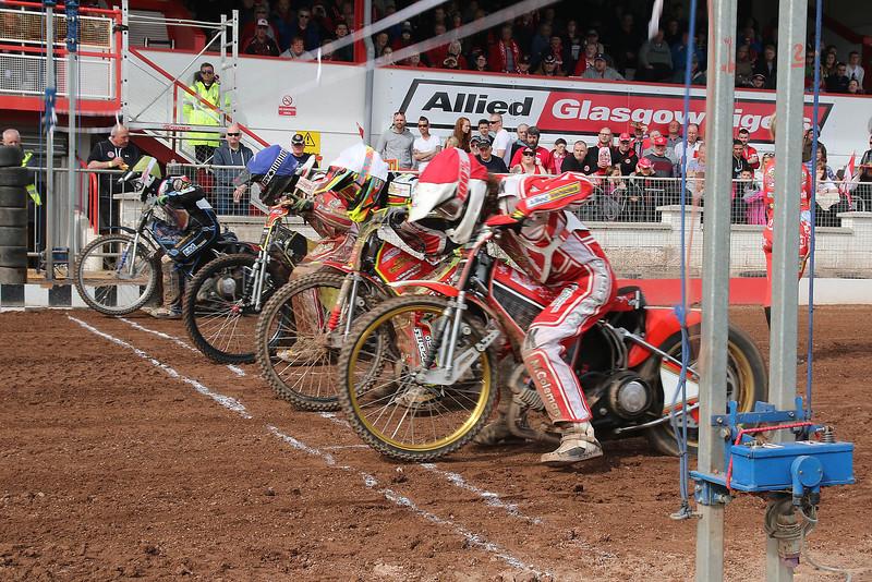 Glasgow V Redcar 24.04.16