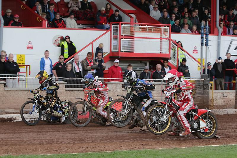 Glasgow v Workington 07.08.16