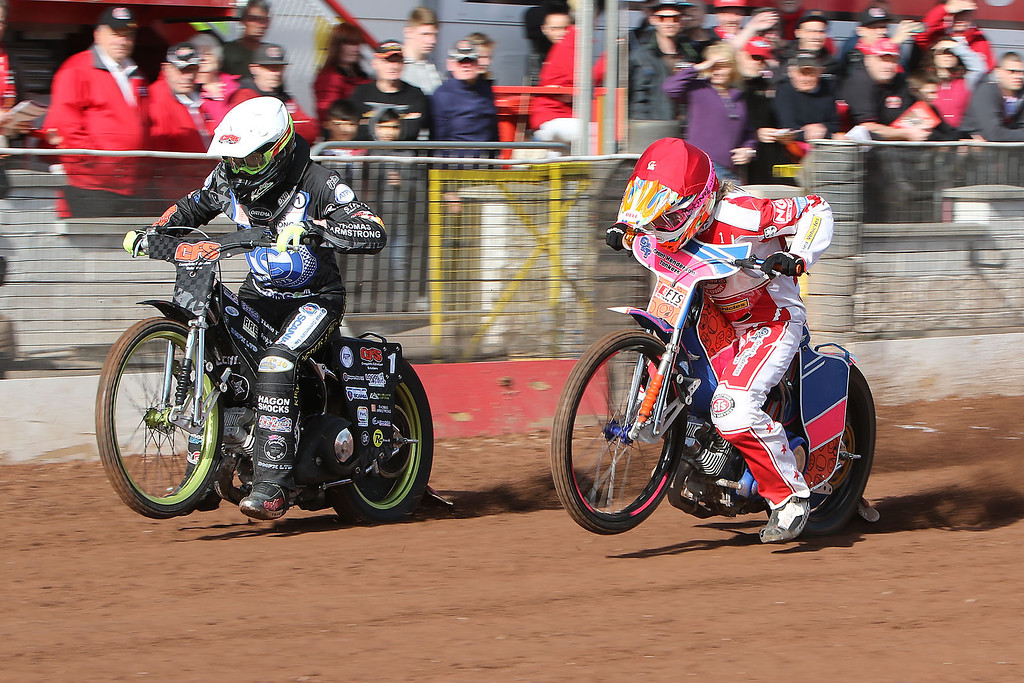 Glasgow v Workington 23.04.17