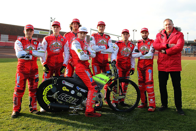 Alied Glasgow Tigers 2019