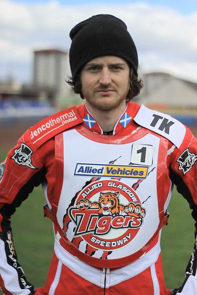 Allied Glasgow Tigers 2015