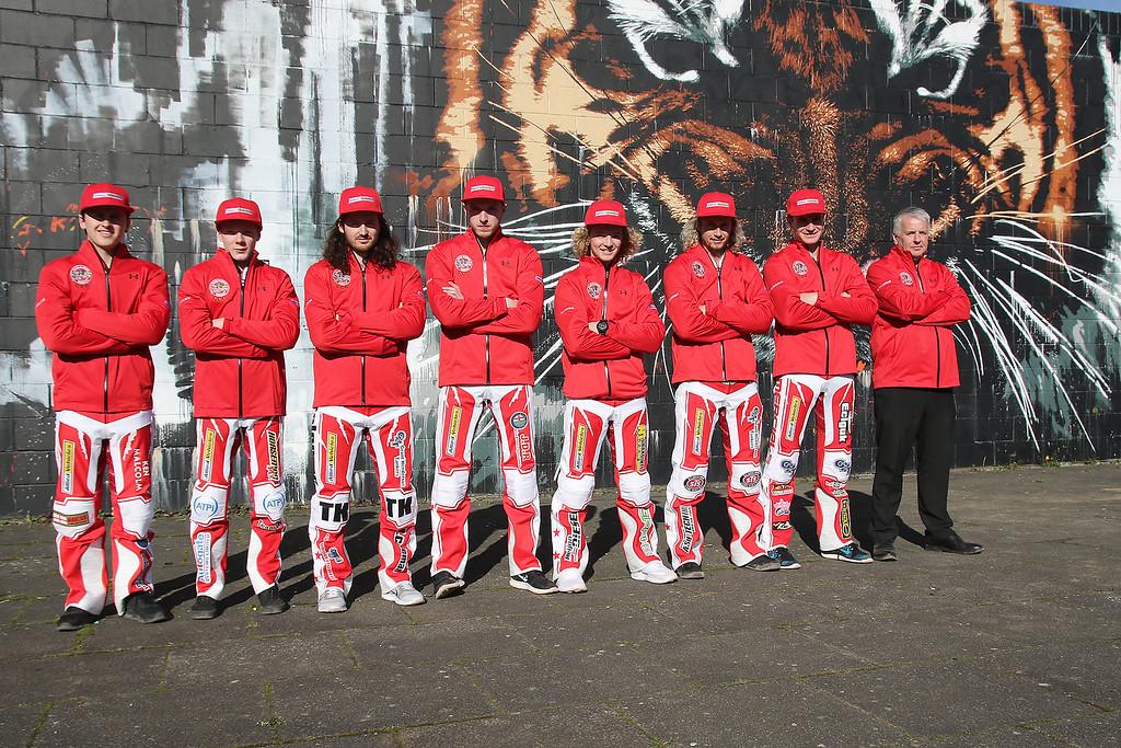 Glasgow Tigers 2017