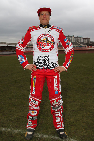 Allied Glasgow Tigers 2018