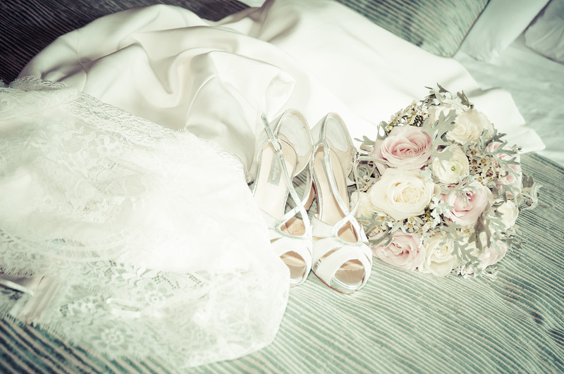 A Wedding with a Vintage Feeling