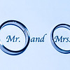 Mr & Mrs - Wedding Rings