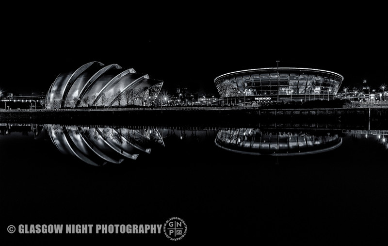 Clyde Auditorium and SSE Hydro