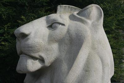 Sculpture, Cenotaph, George Square.