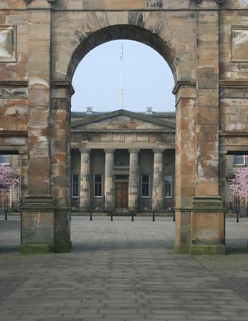 Mclennan Arch, Glasgow Green.