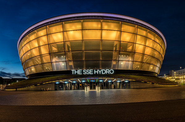 SSE Hydro lit Yellow for Cystic Fibrosis Awareness
