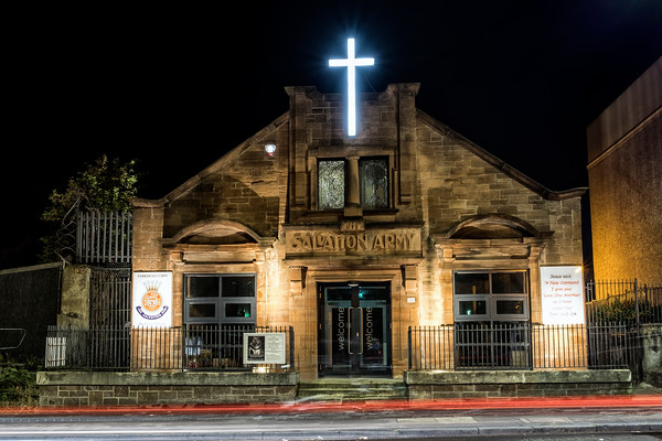 Parkhead Salvation Army Church, Tollcross Road