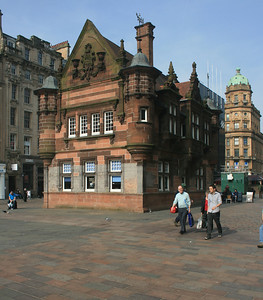 St Enoch Square.