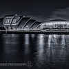 The Clyde Auditorium and SSE Hydro