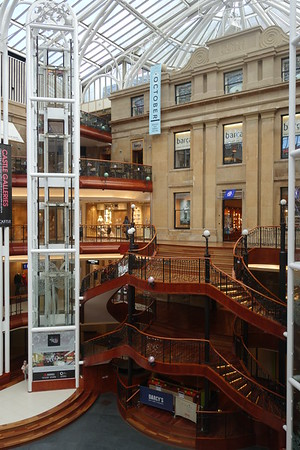 Princes Square, Buchanan St.