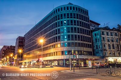Westergate Building on Argyle Street