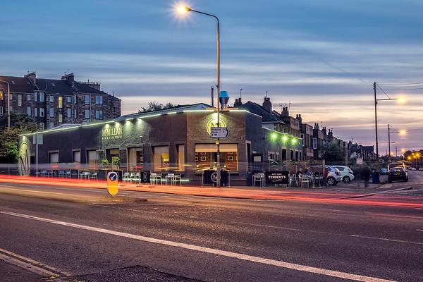 The McMillan Restaurant on Pollokshaws Road