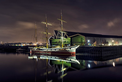Museum of Transport and the S.V. Glenlee