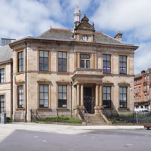 Maryhill Burgh Halls.