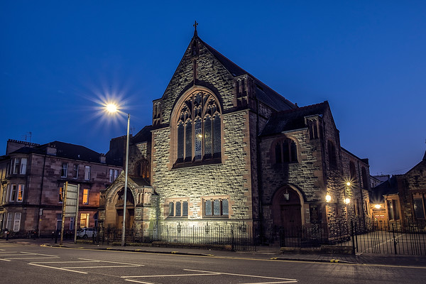 St Helen's Church, Langside Avenue