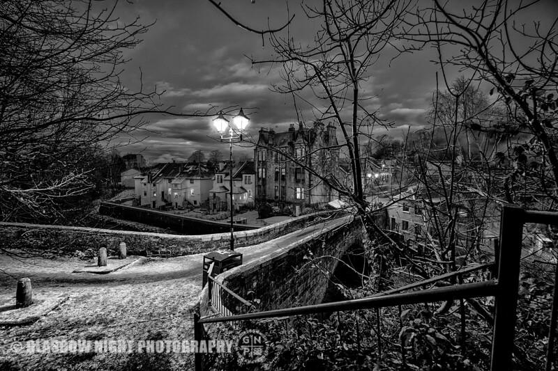 Snuff Mill Bridge, Cathcart