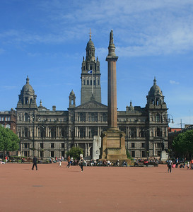 City Chambers, George Square.