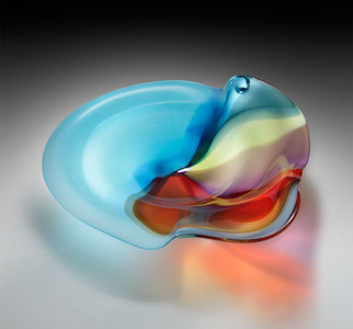 Willsea O'Brien glass at Smith Galleries