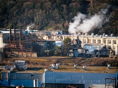 Oreggon City through a Takumar Lens