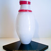 "<p></p> <h1 style=""margin:0px;""><font size=""4""><b>Custom Retirement Award: (Bowling Pin)</b></font></h1> This custom designed piece features a blown glass bowling pin standing upon an engraved marble base.  <i><a href=""/Custom/Awards-and-Commissions/"" target=""_blank"" title=""Awards and Commissions - Kelly Lowe Glass."">Click here to go to the awards and commissions information page (link opens in a new window</a></i>  <i><a href=""/Glass/Awards/"" title=""Awards Sample Gallery"">If you are not on my main gallery of sample custom awards, click here to return there now</a></i>"