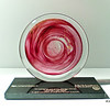 "<p></p> <h1 style=""margin:0px;""><font size=""4""><b>McMaster University Internal Medicine Sponsor Award</b></font></h1> 23 karat gold flecks drift through outwardly spiraling bands of colour on a glass disc mounted atop an engraved granite base.  <i><a href=""/Custom/Awards-and-Commissions/"" target=""_blank"" title=""Awards and Commissions - Kelly Lowe Glass."">Click here to go to the awards and commissions information page (link opens in a new window</a></i>  <i><a href=""/Glass/Awards/"" title=""Awards Sample Gallery"">If you are not on my main gallery of sample custom awards, click here to return there now</a></i>"