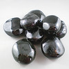"""<p></p> <h1 style=""""margin:0px;""""><font size=""""4""""><b>A Lump of Coal</b></font></h1> For those who are sometimes on Santa's naughty list, each lump of coal is actually made entirely of hand sculpted glass. Each piece has a polished clear bottom to allow peering eyes to see inside and verify that yes, it is in fact a piece of glass art and should not therefor be fed into steam engines as a source of power.  Each piece has """"A Lump Of Coal"""" hand engraved on the polished underside.  Height: Approx 5.10cm (2"""") Across the Wings: Approx 5.10cm (2"""") Depth: Approx 2.55cm (1"""") Weight: Approx 148g (5.25oz  *Note: As each piece is hand sculpted some variation in size is to be expected. The measurements above should be considered an average, with most pieces being slightly above or below these figures.  <i>This piece is available in my Stoney Creek <a href=""""/Site-Stuff/Contact/"""" target=""""_blank"""">studio gallery</a>, my <a href=""""http://store.kellyloweglass.com"""" target=""""_blank"""">online store</a> (<a href=""""http://store.kellyloweglass.com/holidays/christmas/a-lump-of-coal/"""" target=""""_blank"""">direct item link</a>) and in many local galleries. If you're interested in larger/custom orders, please <a href=""""/Site-Stuff/Contact/"""" target=""""_blank"""">contact me</a> and I'm sure we can work something out.</i>"""