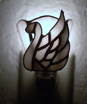 Swan Night Light :