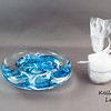 "Candle Holders:  Candles dance, cast flickers of light and shadow that seem to catch our partner's eye in the most perfect way. Made with the colours that most represent you, a personal touch for your table.  <a href=""http://www.kellyloweglass.com/AvailablePieces/Candle-Holders"">Click Here to See Examples of the Different Colors Available</a>"