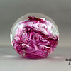 "Paperweights/Globes  A colour for her, a colour for him, a colour for the month they met - these glass globes can be designed to match any decorations you may already have, or as the focal point for something unique and special.  <i><a href=""/AvailablePieces/Paperweights/"">Click here to see examples of available colours</a></i>"