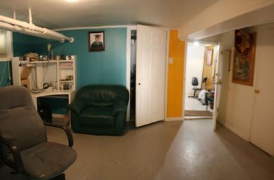 Bud's Apartment