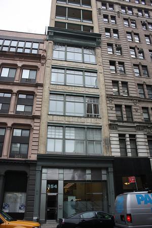 Mae's Apartment