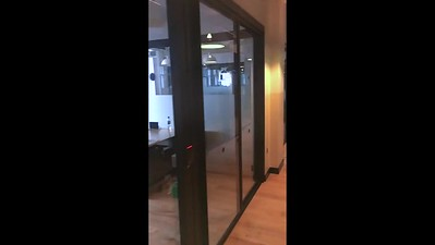 WeWork Aldwych, London - Glass Partition Projcet : Completed