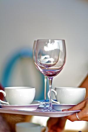 Wine-Glasses of Antebi Family