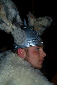 Hreyndýravíkingur af Héraði.