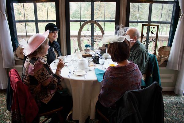 People at Tea