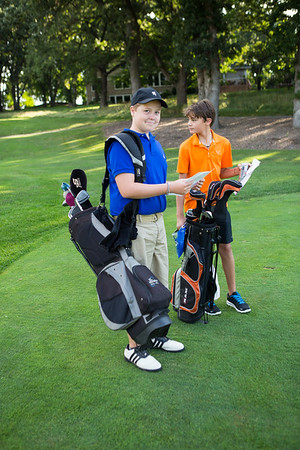 Junior Golf Finals