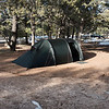 After leaving Page, AZ I spent the night at Mathers Campground ... I entered the South Rim from the East Entrance.  I left the South Rim the next morning ... missing 3 days of rain.