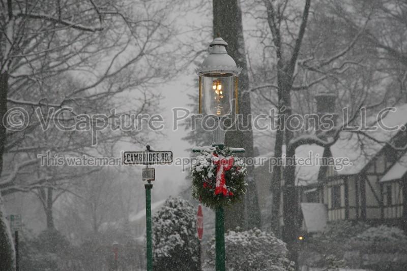 Christmas in Glen Ridge