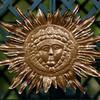 Arboretum Sun Plaque
