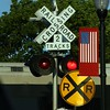 Railroad Crossing - Boro Hall